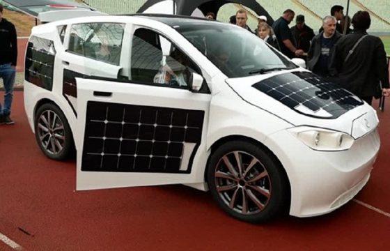 Auto elettriche, novità 2019 - La Sion