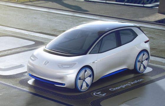 Auto elettriche, novità 2019 - Volkswagen I.D.