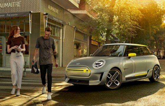 Auto elettriche, novità 2019- Mini