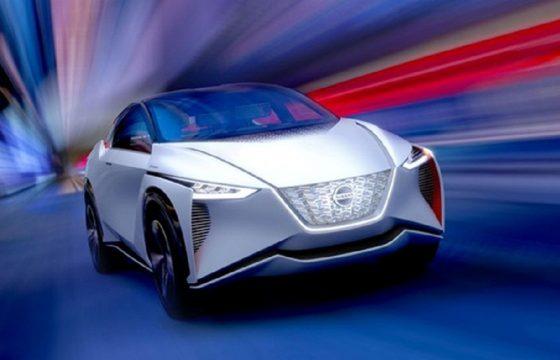 Auto elettriche, novità 2019 - Nissan