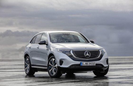 Auto elettriche, novità 2019 - Mercedes