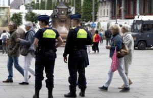 Polizia Belgio