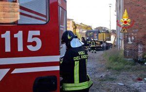 Belluno, esplosione vicino alla stazione: tre operai ustionati. Uno è grave
