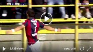 Bologna-Udinese 2-1 highlights e pagelle, Santander e Orsolini video gol che fanno la differenza
