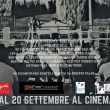 """""""Boxe Capitale"""", la locandina del film"""