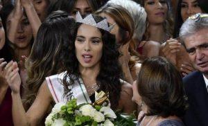 Miss Italia 2018, Carlotta Maggiorana mantiene la corona (foto Ansa)