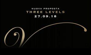 """A Casa Vissani arriva la nuova proposta """"Three Levels Autunno"""""""