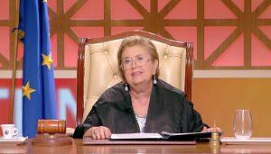 Melita Cavallo, chi è la nuova giudice di Forum che fa impazzire il web