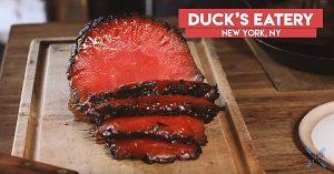 Vuoi un cocomero arrosto? A New York chiedi un watermelon steak