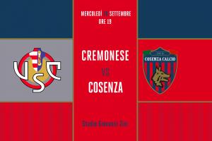 Cremonese-Cosenza streaming Dazn e diretta tv, dove vedere Serie B: orario e data