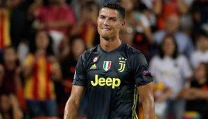 Cristiano Ronaldo, probabile squalifica Champions League di un turno: ecco perché
