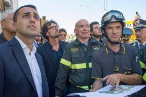Luigi Di Maio e il ponte maledetto, M5s blocca tutto
