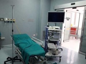 Acalasia: primo intervento all'esofago senza incisioni alla Clinica Chirurgica 3 di Padova