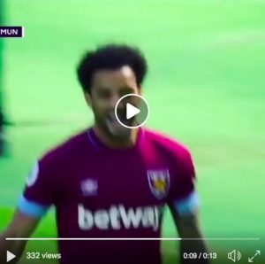 "West Ham schianta United, Felipe Anderson segna col tacco. Tifosi Manchester: ""Mourinho vattene"""