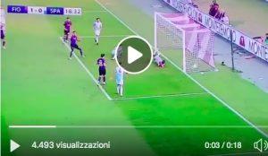 Fiorentina-Spal 3-0 highlights e pagelle, Chiesa e Pjaca: gol e show