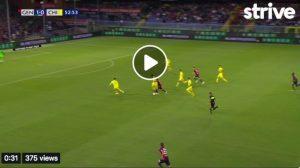 Genoa-Chievo 2-0 highlights e pagelle, Piatek-Pandev video gol