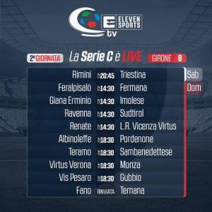 Rimini-Triestina Sportube