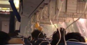 India, piloti si dimenticano di regolare la pressione. Molti passeggeri iniziano a sanguinare dal naso e dalle orecchie