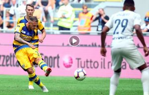 Inter-Parma 0-1 highlights e pagelle, Dimarco gol decisivo