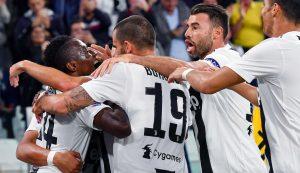 Serie A: Juve e Napoli vincono, sabato lo scontro diretto. Roma scaccia la crisi