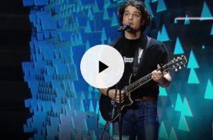 """X Factor, Leo Gassmann conquista pubblico e giudici con """"Freedom"""" VIDEO"""