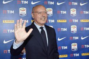 Beppe Marotta corteggiato da Roma e Napoli dopo addio alla Juventus