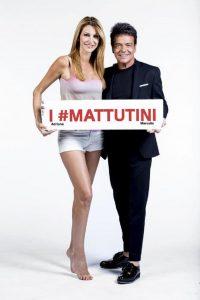 i Mattutini Adriana Volpe e Marcello Cirillo
