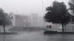 Allerta meteo in Campania: rischio frane e allagamenti per temporali