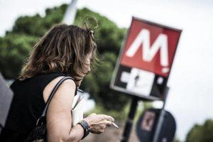 Roma, polveri sottili all'interno della Metro B: la procura apre un'inchiesta