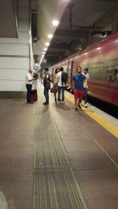 Treni, guasto elettrico su Altà velocità Roma-Firenze1