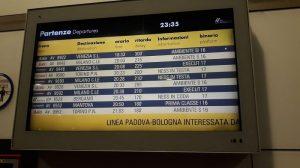 Treni, guasto elettrico su Altà velocità Roma-Firenze3