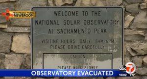 """Stati Uniti, l'Fbi blinda l'Osservatorio solare in New Mexico. Gli ufologi scatenati: """"Arrivano gli alieni?"""""""