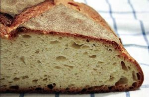 crosta del pane