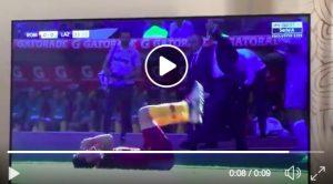 Pastore video infortunio Roma-Lazio, al suo posto entra Pellegrini