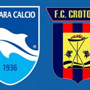Pescara-Crotone streaming Dazn e diretta tv, dove vedere Serie B: orario e data