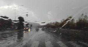 Meteo, arrivano piogge e temporali. Allerta meteo in Piemonte e Lombardia (foto Ansa)