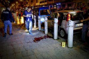 Verona, poliziotto aggredito da marocchino con una spranga