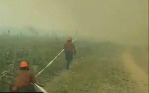 Canada pompieri tornado