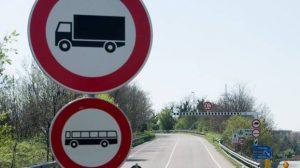 Ponte Quisa chiuso a bus e camion: è il secondo in Lombardia