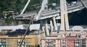 """Ponte Morandi, decreto Genova fermo alla Ragioneria di Stato: """"Giunta versione molto incompleta"""" (foto Ansa)"""