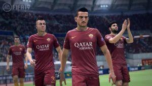 As Roma accordo con EA Sports, ecco i calciatori su Fifa 19