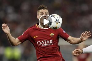 Roma-Frosinone 4-0 highlights e pagelle (Ansa)