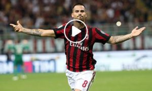 Sassuolo-Milan 1-4 highlights e pagelle: Kessié, Suso e Castillejo video gol