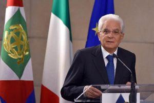 Mattarella, il monito contro le insidie sulla libertà di stampa