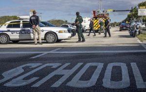 """Stati Uniti, sparatoria a Middleton. E' caccia all'uomo. Tre scuole in """"lockdown"""" (foto d'archivio Ansa)"""