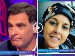 La Vita in Diretta, Tiberio Timperi saluta Nadia Toffa e si commuove1