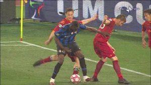 """Totti racconta il calcione a Balotelli: """"Quando entro lo sfondo"""""""