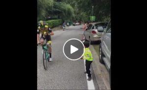 Giro di Spagna George Bennett