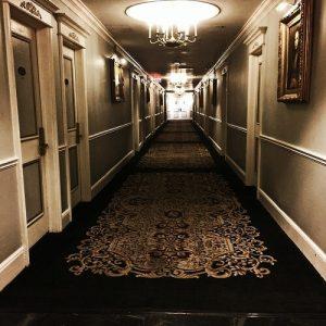 halloween hotel fantasmi