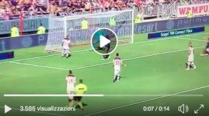 Cagliari-Bologna 2-0 highlights e pagelle, Pavoletti è una garanzia